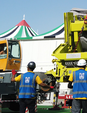 Projects & Heavy Lifts Services