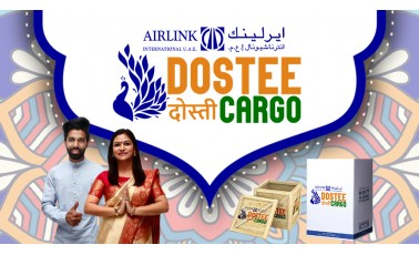 Airlink International UAE launches Airlink Dostee Cargo