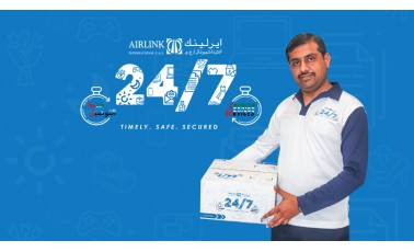 Airlink International UAE introduces Airlink 24/7 Courier Services
