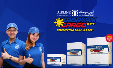 Airlink International UAE launches Airlink Kabayan Cargo